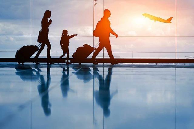 Polizei erwischt Schulschwänzer - am Flughafen