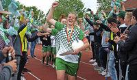 Die Siegerinnen der Herzen vom FC St. Georgen