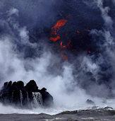 Gefährliches Gas entsteht am Pazifik
