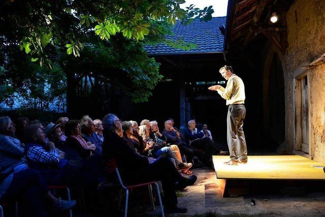 Das Theater im Hof startet in die neue Spielzeit