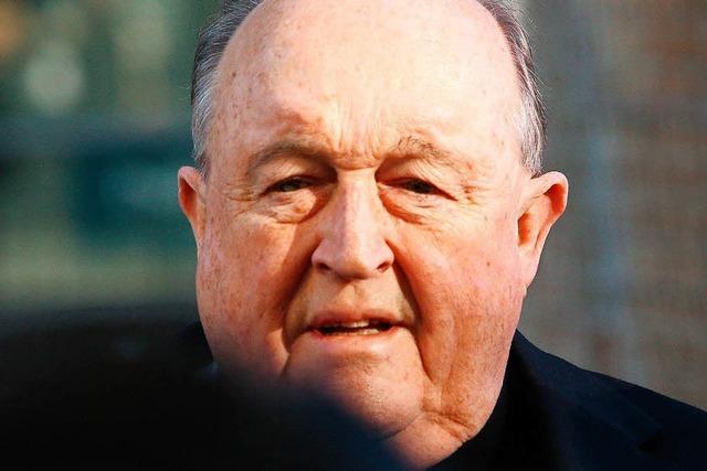 Australischer Erzbischof wegen Vertuschung von Missbrauch schuldig gesprochen