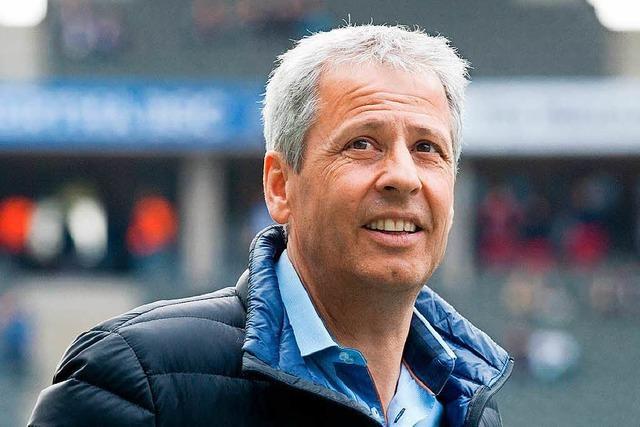 Lucien Favre wird neuer Trainer von Borussia Dortmund