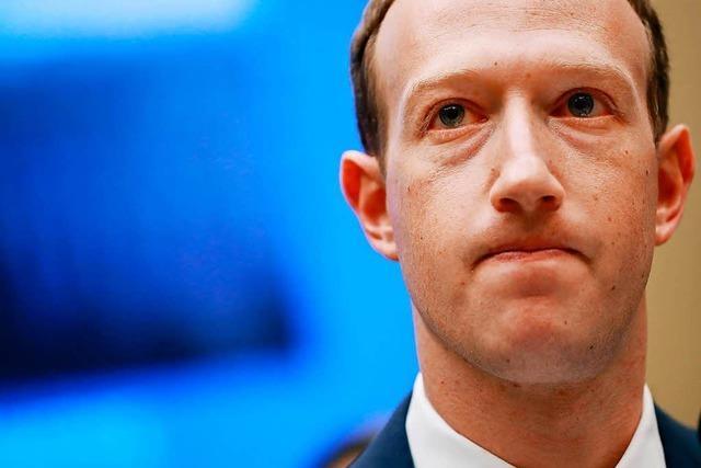 Liveblog zum Nachlesen: Facebook-Chef Mark Zuckerberg trifft Fraktionsspitzen im EU-Parlament