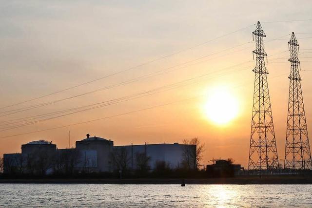 Reaktor 2 des Akw Fessenheim steht wieder still - Leitung schweigt