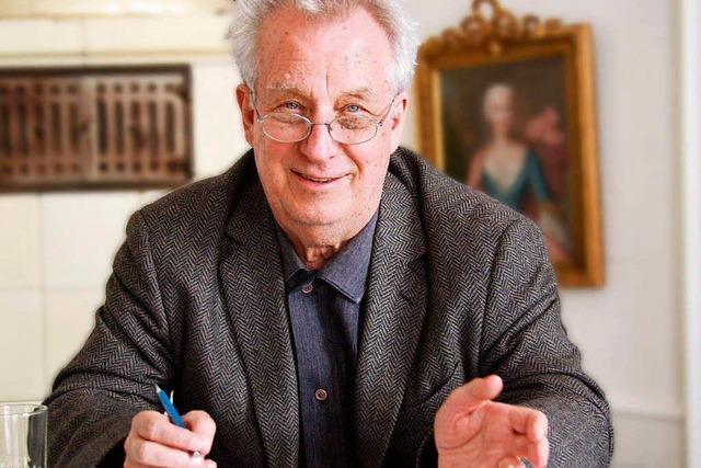 Der aus Lahr stammende Berliner Komponist Dieter Schnebel ist gestorben