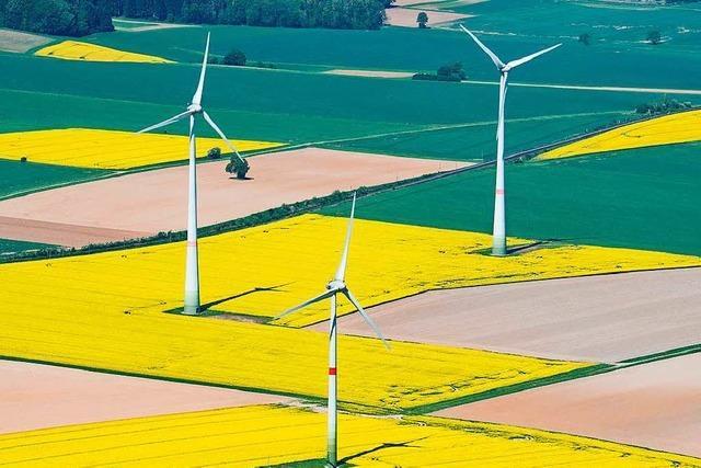 Für die Energiewende muss das ganze Land umgestaltet werden