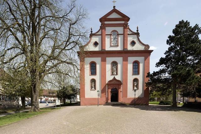 1100 Jahre Stadtgeschichte - St. Margarethen in Waldkirch