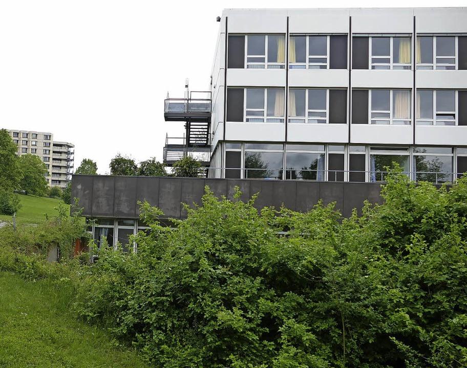 Das Spital Bad Säckingen ist als Sitz ...ftigen Gesundheitscampus im Gespräch.   | Foto: Axel Kremp