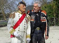 Mit dem Großherzog unterwegs