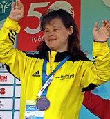 Bronze für Barbara Böhler