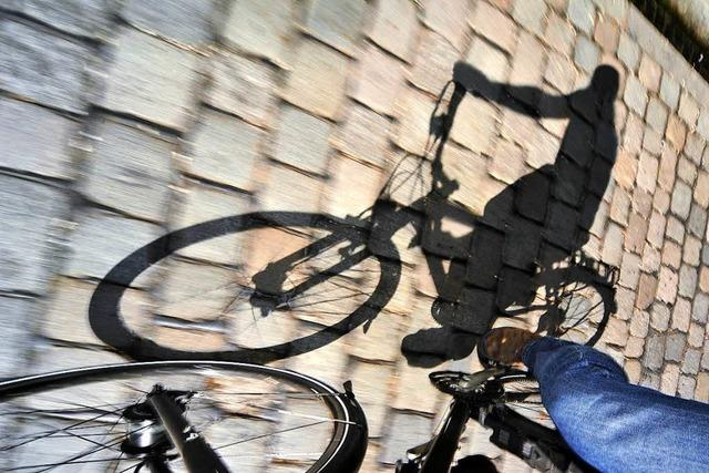Verstorbener Rentner: Radfahrer zu einem Jahr Bewährung verurteilt