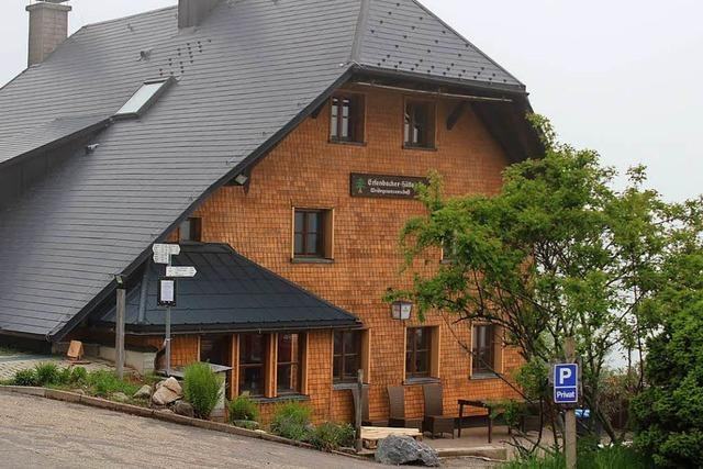Erlenbacher Hütte in Oberried ist ab 1. Juni wieder geöffnet