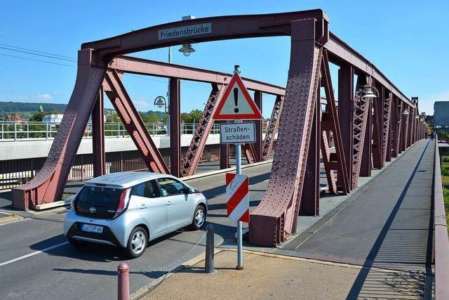 Marode Brücken benötigen Millionen für die Sanierung