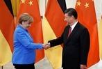 Fotos: Kanzlerin Merkel zu Besuch in China