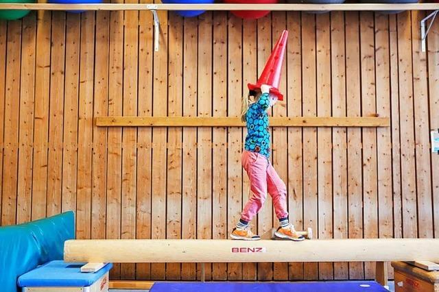 Ein bewegtes Konzept - Die Sportgrundschule der Freiburger Turnerschaft