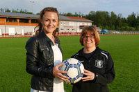 Diese Frauen sind Teil der Fußballwelt im Breisgau