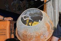4,5 Tonnen Wasserpfeifentabak aus dem Betonmischer