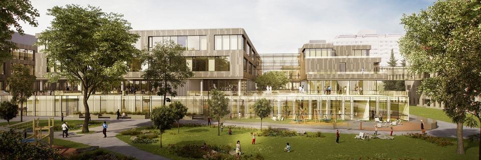 Uniklinik plant Freiburgs größtes Bauprojekt der Neuzeit - für 250 Millionen Euro