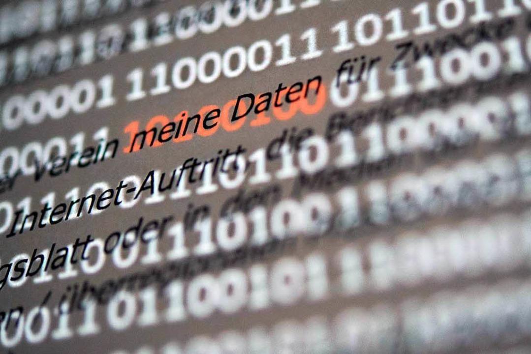 Neue EU-Datenschutzverordnung - Vom Ende der bekannten Netz-Welt