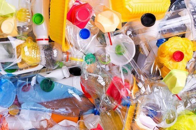 Kommt die Steuer auf Plastik?