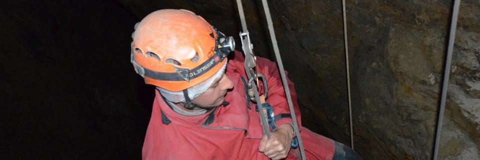 Nervenkitzel unter Tage: Auf Höhlenforscher-Tour im elsässischen Tellure