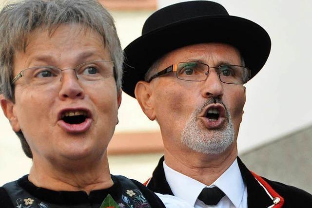 Das Eidgenössische Jodlerfest soll 2020 in Basel stattfinden