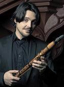 Capriccio Barockorchester mit Klarinettist Francesco Spendolini im Schweizer Rheinfelden
