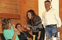 Breitnauer Bauernbühne, Kerstin Heller mit Slam Poetry und Passadenas in Breitnau