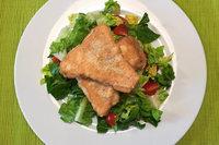 Piccata Milanese mit Fisch – eine fleischlose Variante des italienischen Klassikers
