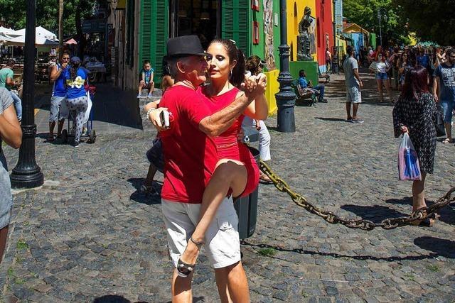 Tango, Evita, Leidenschaft – eine Reise durch Argentinien