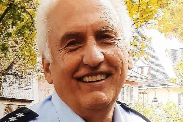 Polizist Walter Veeser war ein Menschenfreund in Uniform