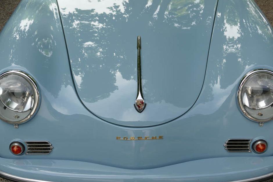 Porsche 356 Speedster (Foto: Hans-Peter Müller)