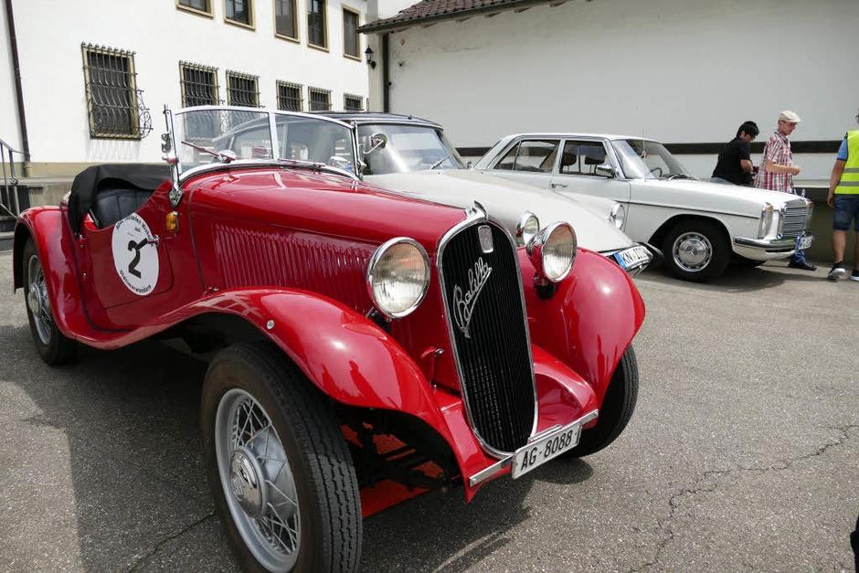 Fiat 508 Balilla von 1932 (Foto: Hans-Peter Müller)