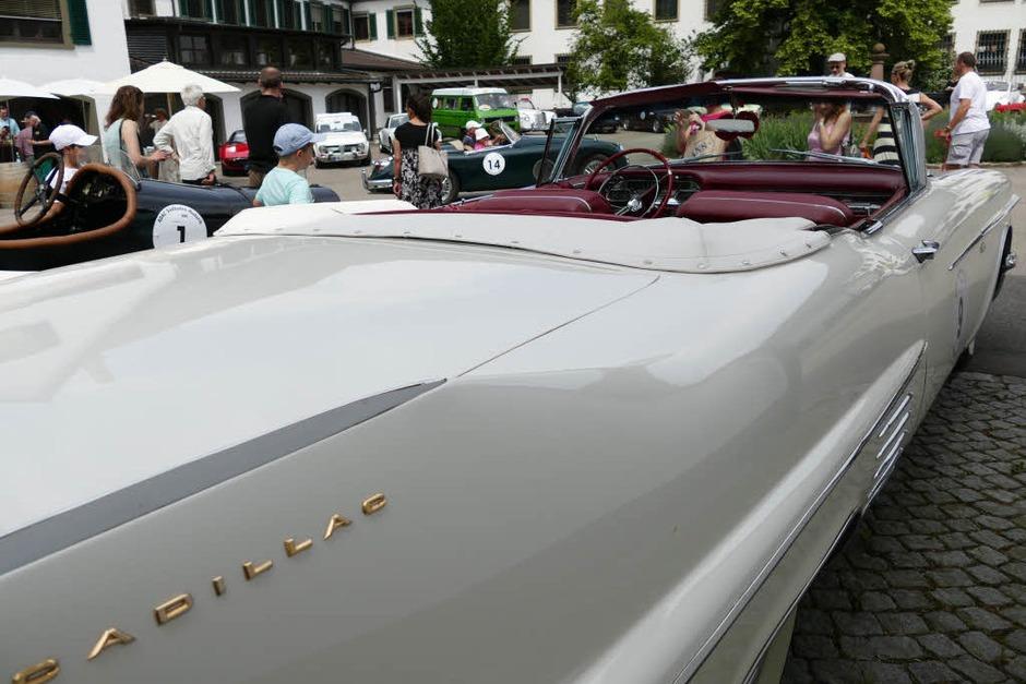 Cadillac Serie 62 von 1958 (Foto: Hans-Peter Müller)