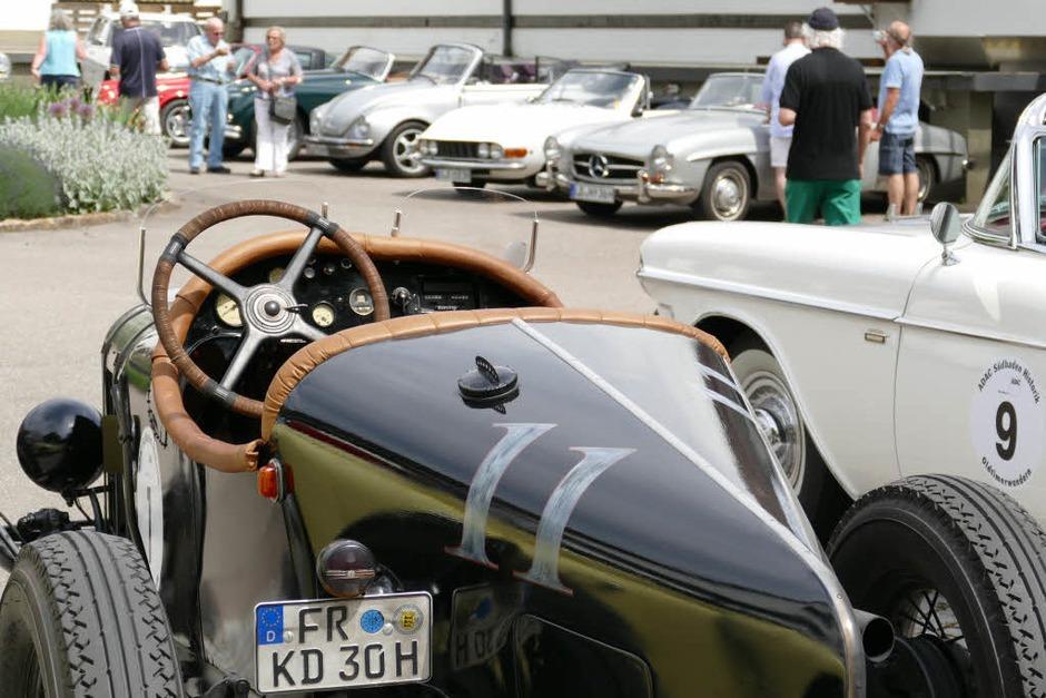 Ford Model A Boattail Racer von 1930 (Foto: Hans-Peter Müller)
