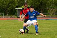 Strittige Szenen: SV Weil mit 2:2-Remis gegen SV Ballrechten-Dottingen