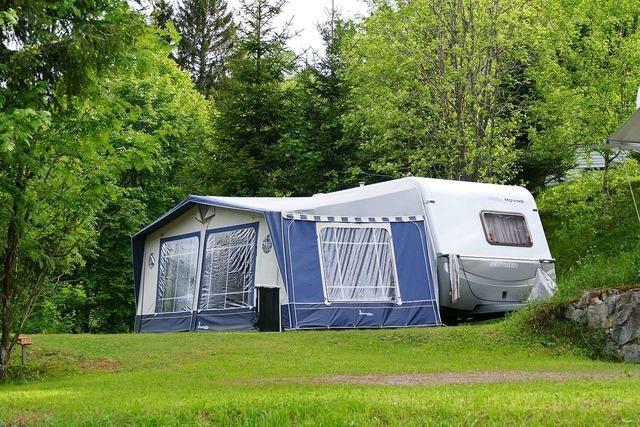 Campingplatz Muggenbrunn läutet Sommerbetrieb ein