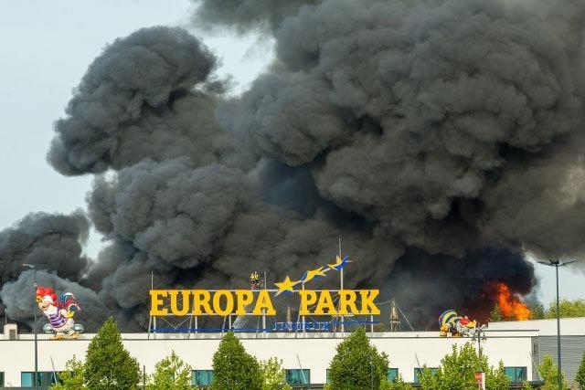 Der Europa-Park ist am Sonntag nach dem Großband regulär geöffnet