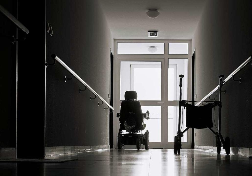 Gerade in den vergangenen Jahren kaufe...storen in großem Stil Pflegeheime auf.  | Foto: Heiko Küverling - stock.adobe.com