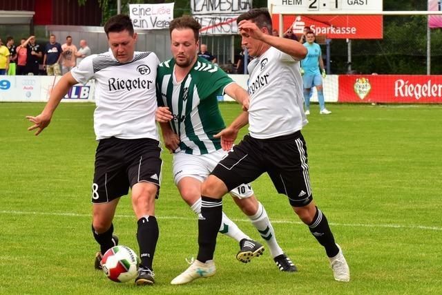 Der FC Teningen verliert das Spitzenspiel gegen Untermünstertal mit 2:4