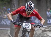 Mountainbiker Gluth fährt auf Platz 29