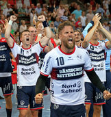 Flensburg sichert sich den Matchball