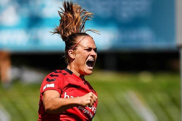 Den SC-Frauen winkt erstmals die Champions League