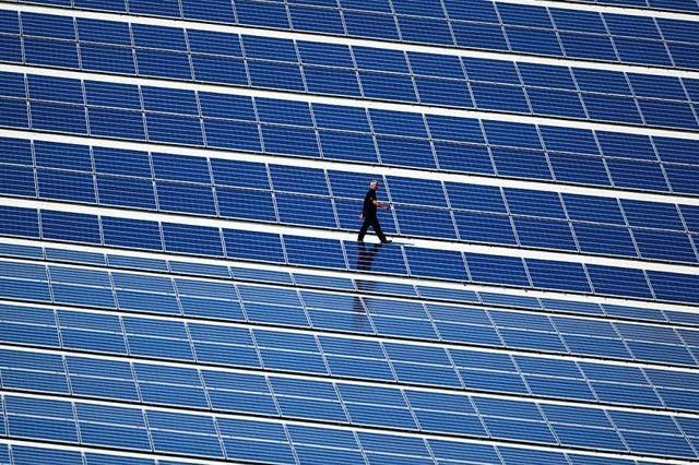 Deutsche Solarbranche fordert mehr Industriepolitik