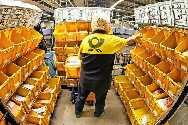 Ein höheres Briefporto wird die Probleme der Post nicht lösen