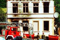 Gedenken an einen Brandanschlag, der die Republik erschüttert hat