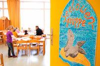 In Baden-Württemberg sind Kinder in Einrichtungen gut betreut