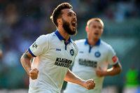 Fabian Schleusener wechselt zum SV Sandhausen