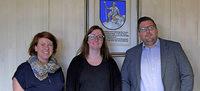 Neue Verwaltungserfahrung im Rathaus