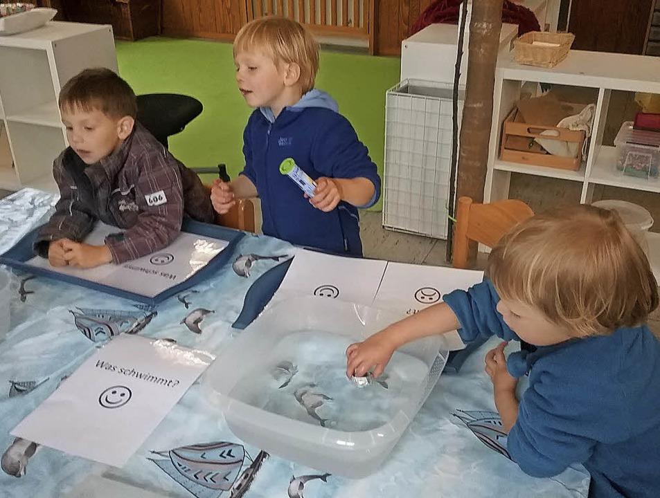 Kindergarten ist erneut Haus der kleinen Forscher - Meißenheim ...